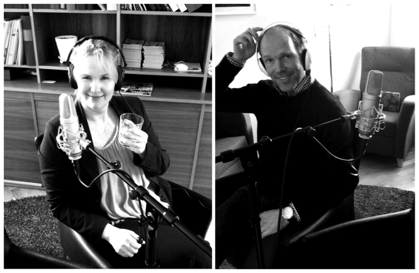 Podradio: Måndag avsnitt 7 – Om stress och flow