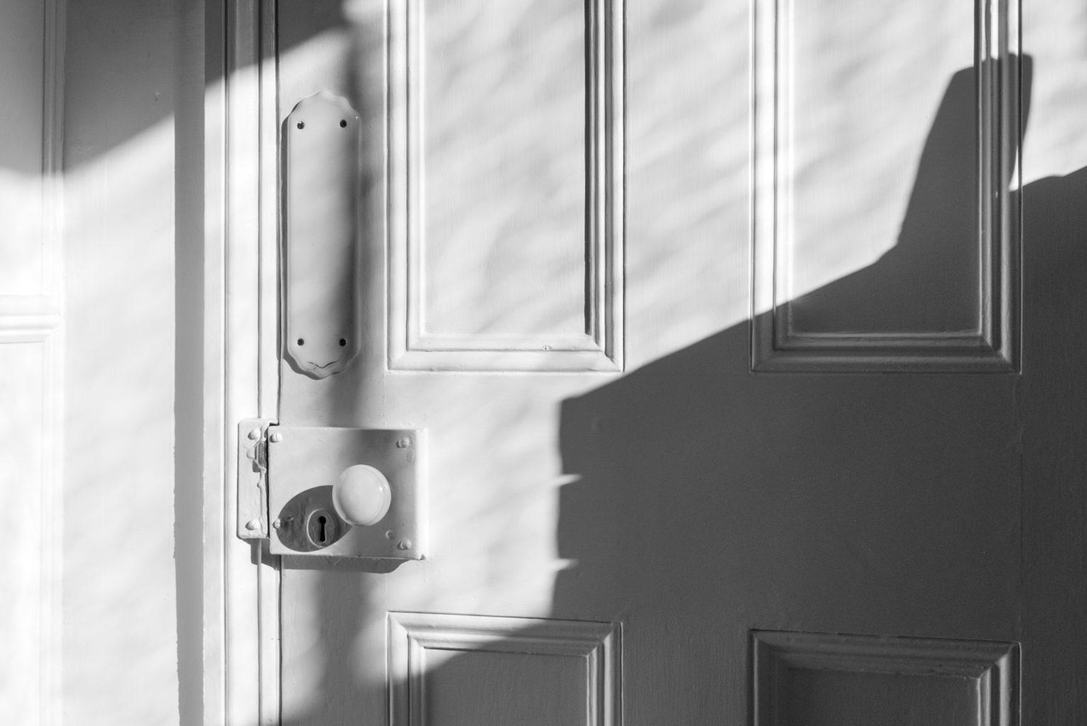 Dörren till ditt barndomsrum